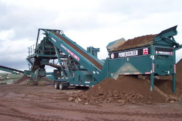 Powerscreen Commander 1400 – Aggregate Equipment